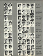 Page 32, 1969 Edition, Pacific Beach Middle School - Surf Rider Yearbook (San Diego, CA) online yearbook collection