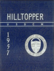 Page 1, 1957 Edition, University of San Diego College for Men - Hilltopper Yearbook (San Diego, CA) online yearbook collection