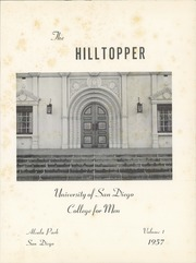 Page 5, 1957 Edition, University of San Diego College for Men - Hilltopper Yearbook (San Diego, CA) online yearbook collection