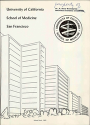 Page 7, 1963 Edition, University of California School of Medicine - Yearbook (San Francisco, CA) online yearbook collection