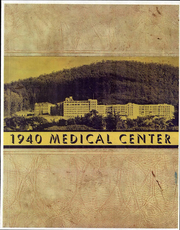 1940 Edition, UCSF Medical Center - Medi Cal Yearbook (San Francisco, CA)