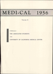 Page 7, 1956 Edition, UCSF Medical Center - Medi Cal Yearbook (San Francisco, CA) online yearbook collection