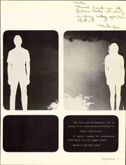 Page 13, 1971 Edition, Twentynine Palms High School - El Oasis Yearbook (Twentynine Palms, CA) online yearbook collection