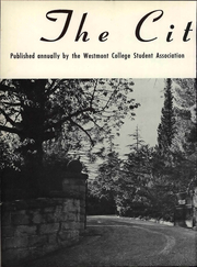 Page 8, 1952 Edition, Westmont College - Citadel Yearbook (Santa Barbara, CA) online yearbook collection