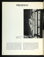 Page 14, 1958 Edition, Westmont College - Citadel Yearbook (Santa Barbara, CA) online yearbook collection