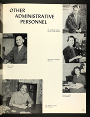 Page 17, 1958 Edition, Westmont College - Citadel Yearbook (Santa Barbara, CA) online yearbook collection
