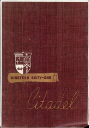 1961 Edition, Westmont College - Citadel Yearbook (Santa Barbara, CA)