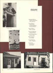 Page 10, 1962 Edition, Westmont College - Citadel Yearbook (Santa Barbara, CA) online yearbook collection