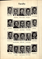 Page 10, 1957 Edition, Western Junior High School - Pioneer Yearbook (Anaheim, CA) online yearbook collection