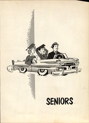 Page 15, 1957 Edition, Western Junior High School - Pioneer Yearbook (Anaheim, CA) online yearbook collection