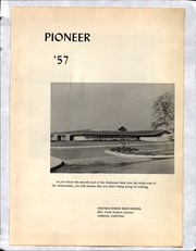 Page 5, 1957 Edition, Western Junior High School - Pioneer Yearbook (Anaheim, CA) online yearbook collection