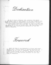 Page 3, 1949 Edition, Lafayette Junior High School - Blue and Gold Yearbook (Los Angeles, CA) online yearbook collection
