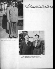 Page 4, 1949 Edition, Lafayette Junior High School - Blue and Gold Yearbook (Los Angeles, CA) online yearbook collection
