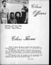Page 6, 1949 Edition, Lafayette Junior High School - Blue and Gold Yearbook (Los Angeles, CA) online yearbook collection