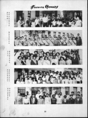 Page 12, 1950 Edition, Lafayette Junior High School - Blue and Gold Yearbook (Los Angeles, CA) online yearbook collection