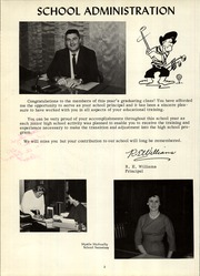 Page 6, 1962 Edition, Rogers Middle School - Pirates Log Yearbook (San Jose, CA) online yearbook collection