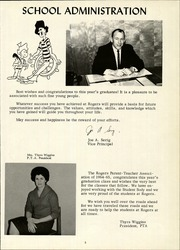 Page 7, 1962 Edition, Rogers Middle School - Pirates Log Yearbook (San Jose, CA) online yearbook collection