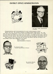 Page 9, 1962 Edition, Rogers Middle School - Pirates Log Yearbook (San Jose, CA) online yearbook collection