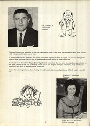 Page 6, 1964 Edition, Rogers Middle School - Pirates Log Yearbook (San Jose, CA) online yearbook collection