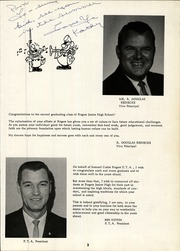 Page 7, 1964 Edition, Rogers Middle School - Pirates Log Yearbook (San Jose, CA) online yearbook collection
