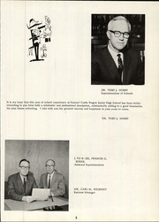 Page 9, 1964 Edition, Rogers Middle School - Pirates Log Yearbook (San Jose, CA) online yearbook collection