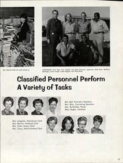 Page 17, 1968 Edition, Vandenberg Middle School - Minuteman Yearbook (Lompoc, CA) online yearbook collection