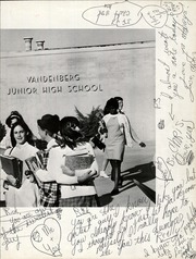 Page 5, 1968 Edition, Vandenberg Middle School - Minuteman Yearbook (Lompoc, CA) online yearbook collection