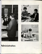 Page 7, 1968 Edition, Vandenberg Middle School - Minuteman Yearbook (Lompoc, CA) online yearbook collection