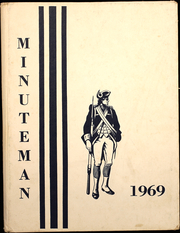 1969 Edition, Vandenberg Middle School - Minuteman Yearbook (Lompoc, CA)