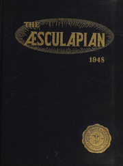 1948 Edition, Los Angeles Chiropractic College - Aesculapian Yearbook (Los Angeles, CA)