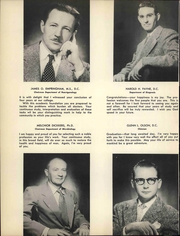 Page 22, 1952 Edition, Los Angeles Chiropractic College - Aesculapian Yearbook (Los Angeles, CA) online yearbook collection