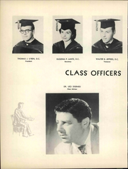 Page 26, 1952 Edition, Los Angeles Chiropractic College - Aesculapian Yearbook (Los Angeles, CA) online yearbook collection