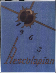 1963 Edition, Los Angeles Chiropractic College - Aesculapian Yearbook (Los Angeles, CA)