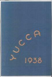 Los Angeles Pacific College - Yucca Yearbook (Los Angeles, CA) online yearbook collection, 1938 Edition, Page 1