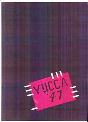 Los Angeles Pacific College - Yucca Yearbook (Los Angeles, CA) online yearbook collection, 1947 Edition, Page 1