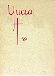 1959 Edition, Los Angeles Pacific College - Yucca Yearbook (Los Angeles, CA)