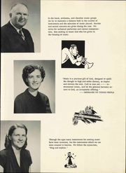 Page 15, 1953 Edition, San Diego Academy - Lighthouse Yearbook (National City, CA) online yearbook collection