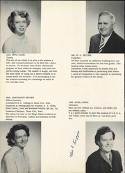Page 16, 1953 Edition, San Diego Academy - Lighthouse Yearbook (National City, CA) online yearbook collection