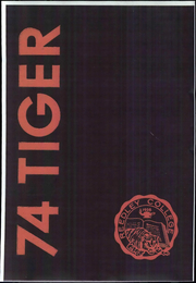 Reedley College - Tiger Yearbook (Reedley, CA) online yearbook collection, 1974 Edition, Page 1
