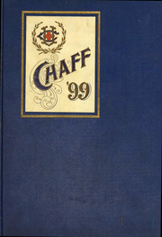 Page 1, 1899 Edition, UCSF School of Dentistry - Chaff Yearbook (San Francisco, CA) online yearbook collection