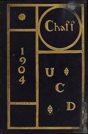 1904 Edition, UCSF School of Dentistry - Chaff Yearbook (San Francisco, CA)