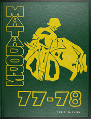 Page 1, 1978 Edition, Los Alisos Intermediate School - Matador Yearbook (Mission Viejo, CA) online yearbook collection