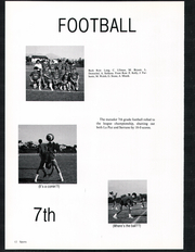Page 16, 1985 Edition, Los Alisos Intermediate School - Matador Yearbook (Mission Viejo, CA) online yearbook collection