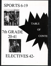 Page 6, 1985 Edition, Los Alisos Intermediate School - Matador Yearbook (Mission Viejo, CA) online yearbook collection