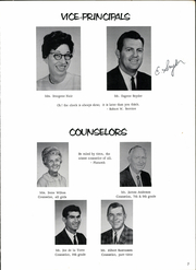 Page 11, 1965 Edition, La Colina Junior High School - Acrobiblos Yearbook (Santa Barbara, CA) online yearbook collection