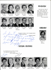 Page 15, 1965 Edition, La Colina Junior High School - Acrobiblos Yearbook (Santa Barbara, CA) online yearbook collection