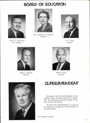 Page 9, 1965 Edition, La Colina Junior High School - Acrobiblos Yearbook (Santa Barbara, CA) online yearbook collection