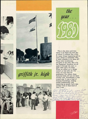 Page 7, 1980 Edition, Griffith Junior High School - Tower Yearbook (Los Angeles, CA) online yearbook collection