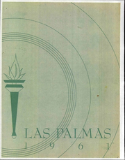 Page 1, 1961 Edition, Palms Junior High School - Las Palmas Yearbook (Los Angeles, CA) online yearbook collection