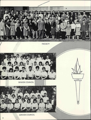 Page 10, 1961 Edition, Palms Junior High School - Las Palmas Yearbook (Los Angeles, CA) online yearbook collection